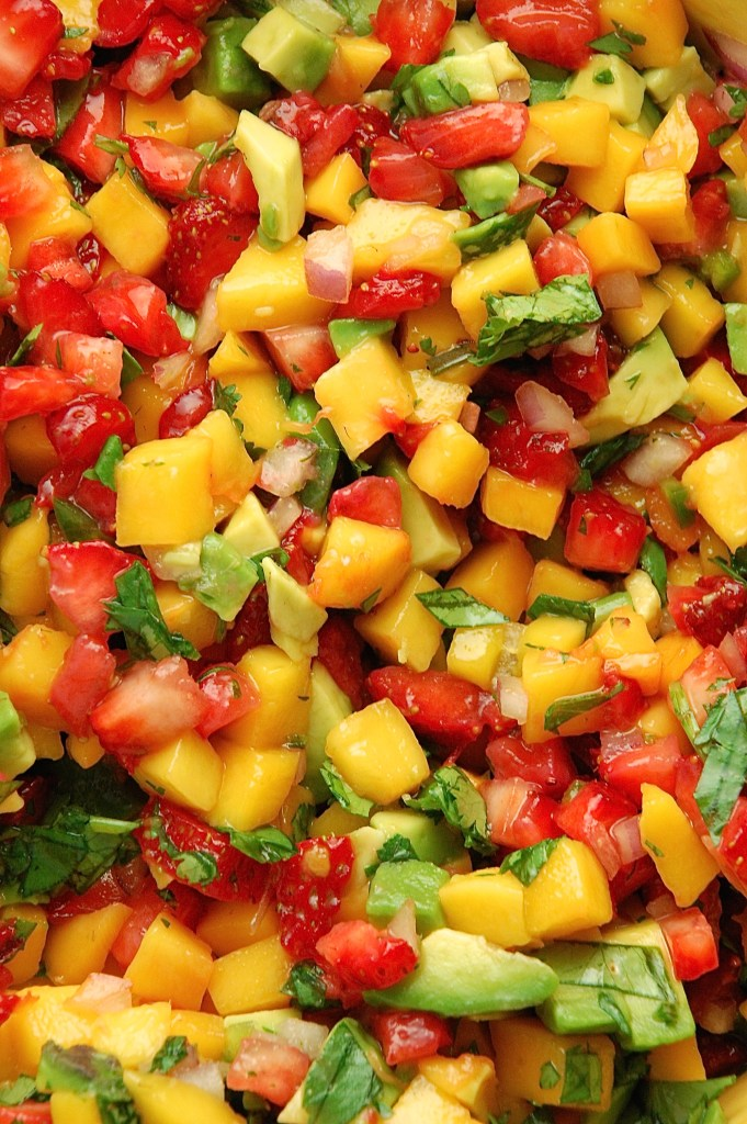 Super Fresh Summer Salsa | www.theringers.co