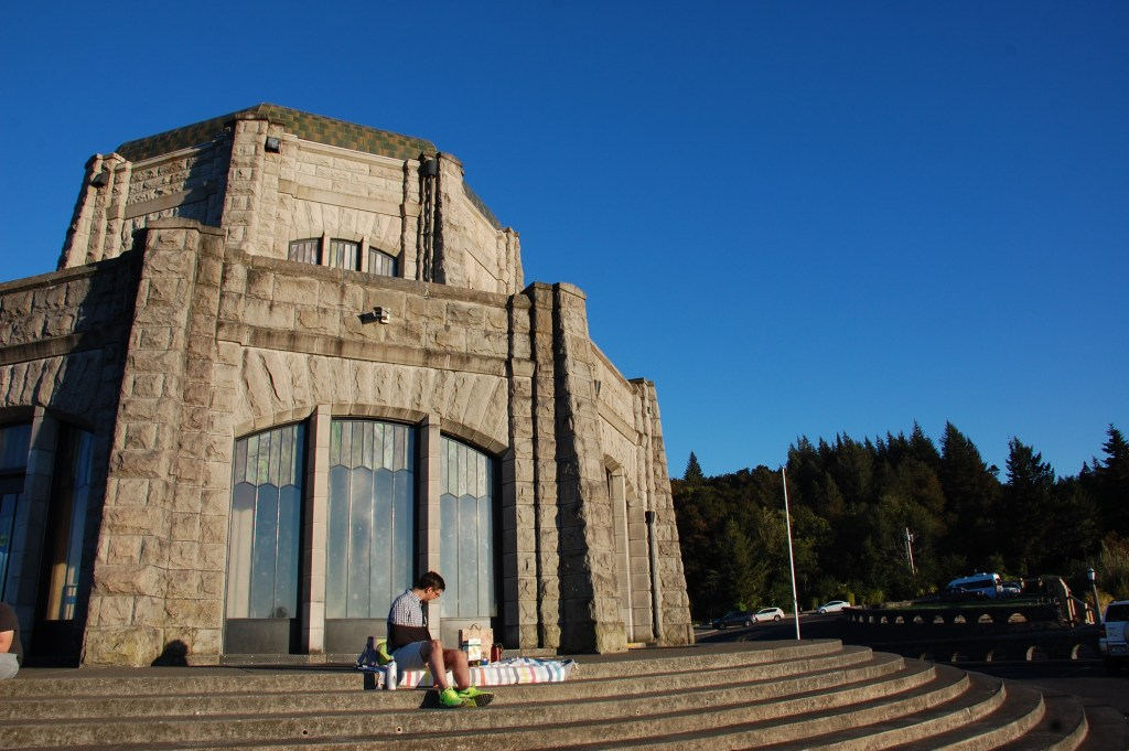 Picnic at the Vista House | theringers.co