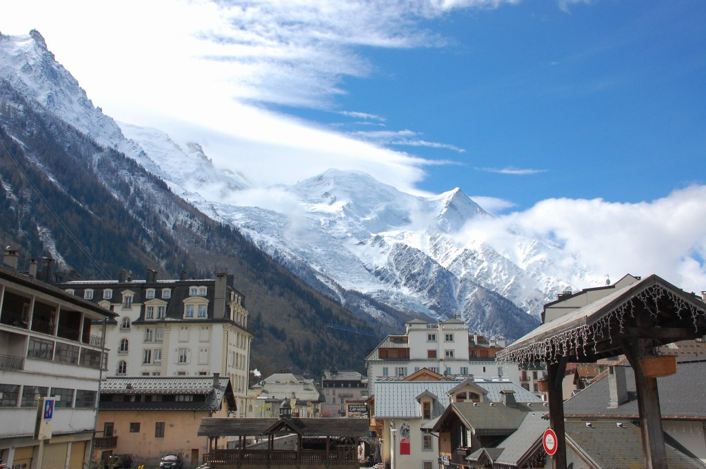 A few days in Chamonix, France | theringers.co