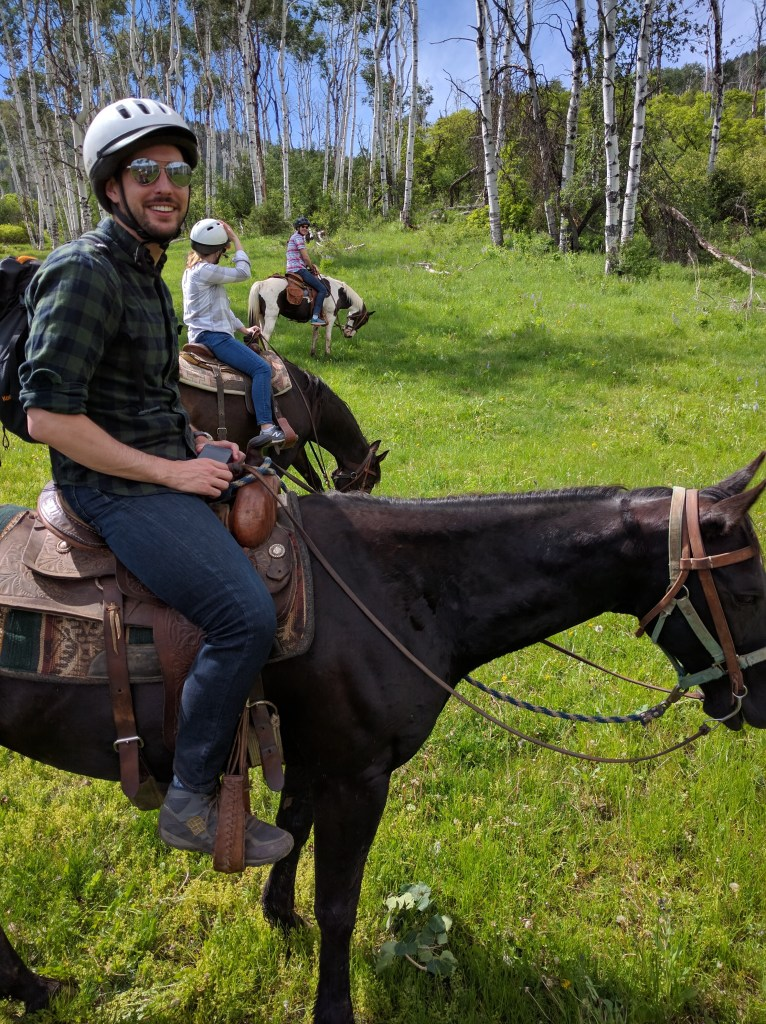 Horseback Riding at Bair Ranch, Colorado | theringers.co