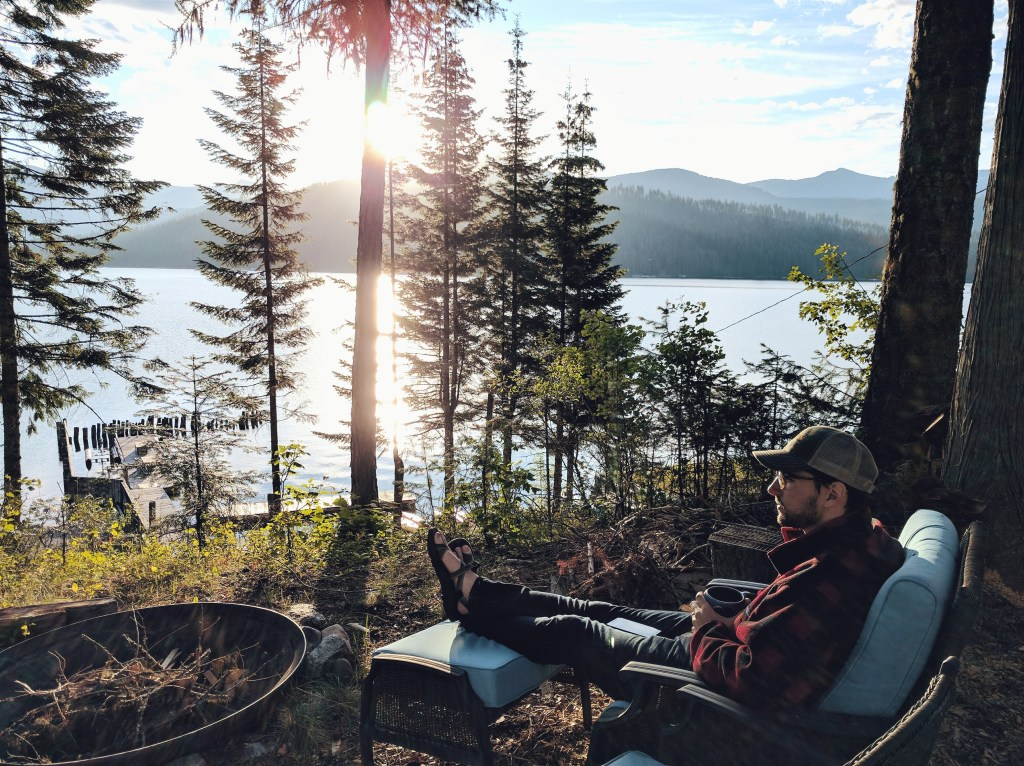 Morning on Priest Lake, Idaho | theringers.co