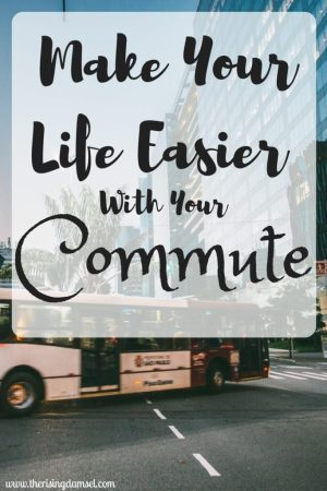Make Your Life Easier While you commute. The Rising Damsel #girlboss #commute #work #life #wah #money #finance #career #hrapproved