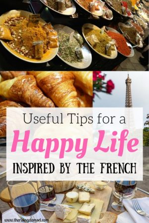 Useful Tips for an Inspired Life. The Rising Damsel #girlboss #careertips #success #travel #fitlife #french #france #exercise #involved