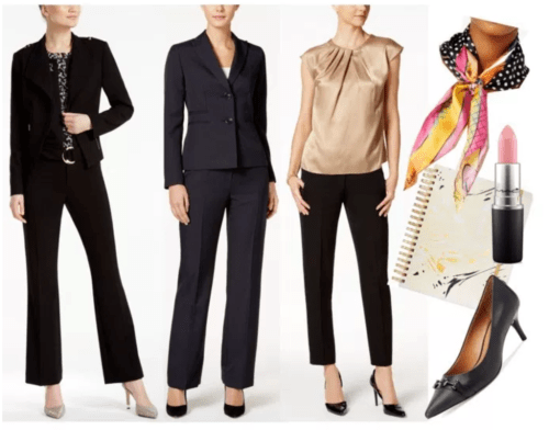 Look Classy at Your Interview. Plus Tips to Survive When you Lose your Job. The Rising Damsel