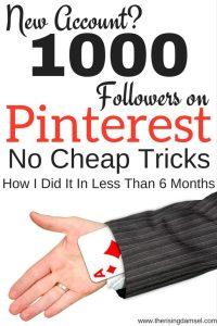 how to gain followers on pinterest. pinterest marketing tips