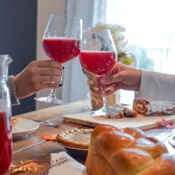 Managing Temptation on Thanksgiving Eve