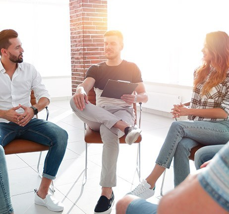 Group Counseling Sessions