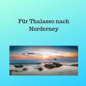 Für Thalasso nach Norderney