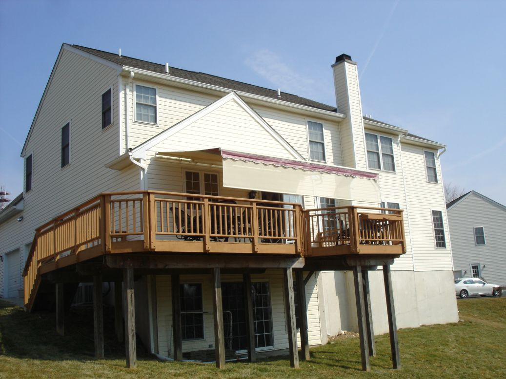 Motorized Retractable Awning 18
