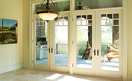 doors professionally installed by