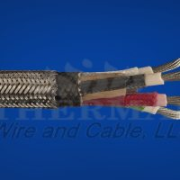 200°C (392°F) Soaking Pit Multi-Conductor Cable 600 Volt