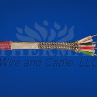 Gas Turbine Multi-Core Electric Cable 450°C 600V