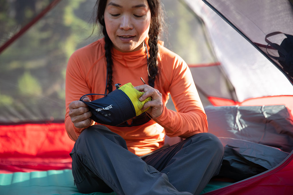 bringing a camping pillow is it worth
