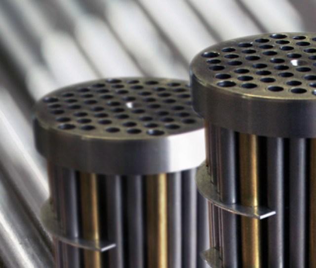 Titanium Tube Stack Heat Exchanger Range Launched