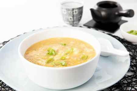 Sweetcorn and Chicken Soup