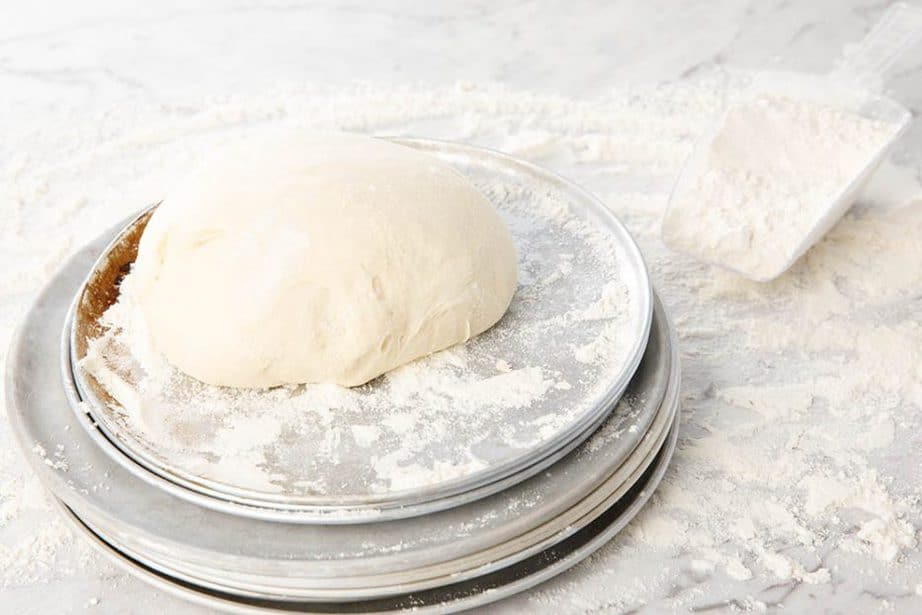 Pizza in thermomix