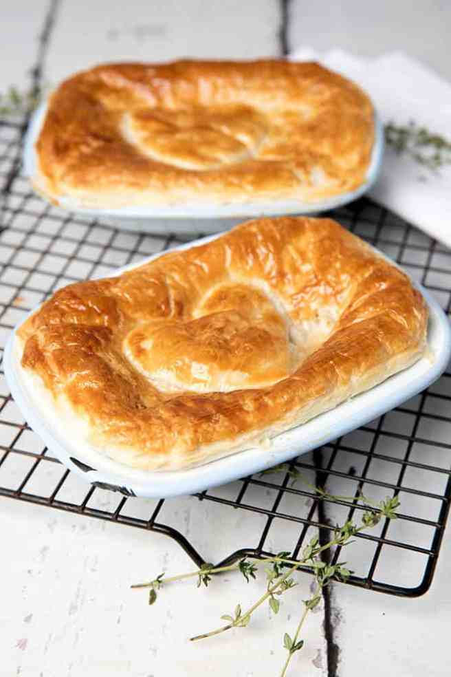 Guinness Pot Pie