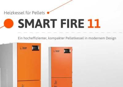 SmartFire 11 kW
