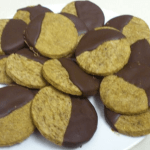 Galletas caseras cafe chocolate