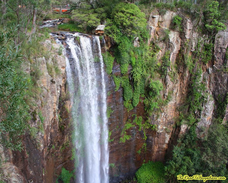 Queen Mary Falls in Queensland, Australia