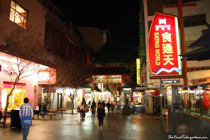 Sydney Chinatown, Australia