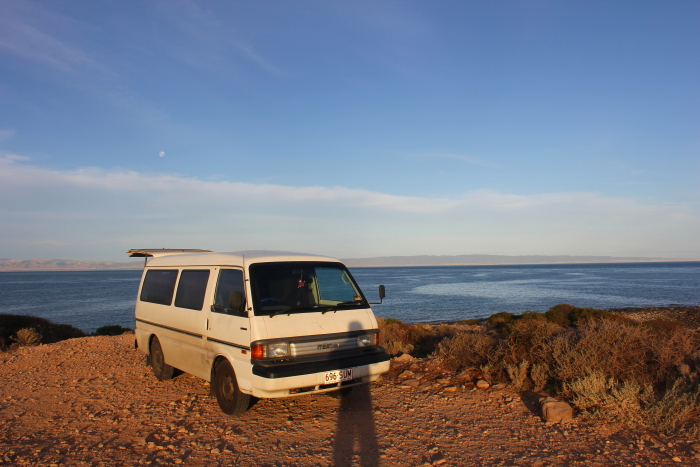 Camping and road tripping in Australia