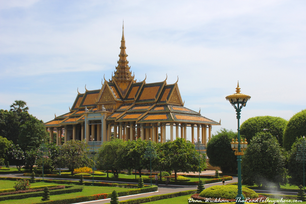 Backpacker's Travel Guide to Phnom Penh, Cambodia