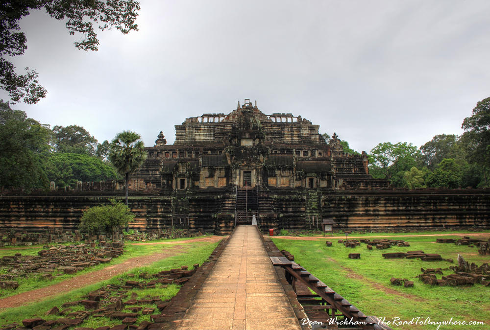 Baphuon Temple in Angkor Thom, Cambodia