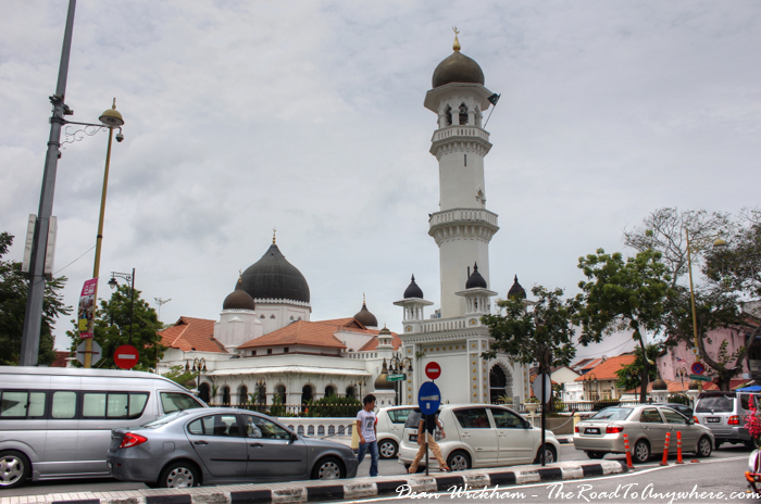 Kapitan Keling Mosque in George Town, Penang