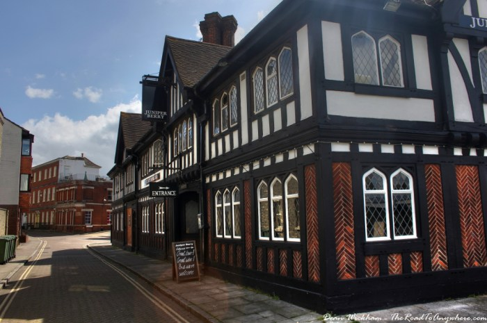 The Juniper Berry pub in Southampton, England