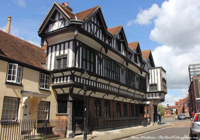 Tudor House in Southampton, England