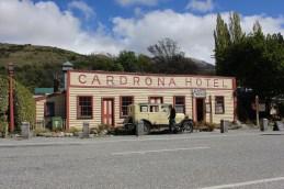 Cardrona hotel in New Zealand