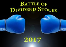 Battle of dividend stocks 2017
