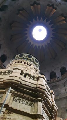 The Edicule, Church of the Holy Sepulchre