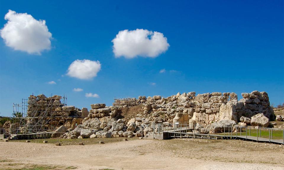 Ġgantija Temples, Gozo