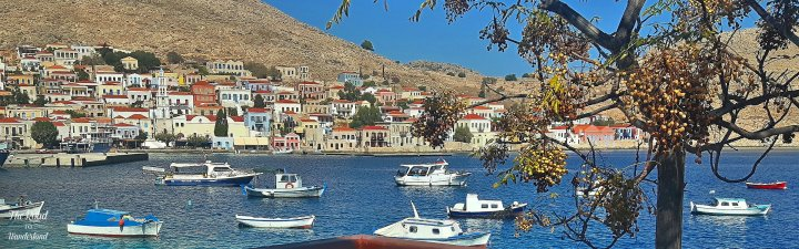 Review of 2017: Halki harbour