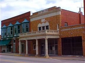 Central Oklahoma Route 66 Towns