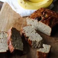 Coconut Flour Banana Bread (Paleo)