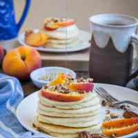 Buttermilk Paleo Pancakes