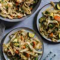 Thai Stir Fry Noodles (Pad See Ew)