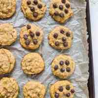 5-Ingredient Paleo Banana Bread Cookies