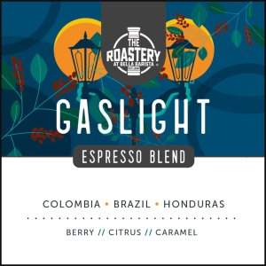 Gaslight Espresso Blend Coffee Subscription