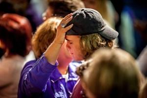 Prayer Ministry – The Rock