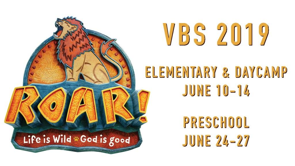 VBS 2019 - ROAR