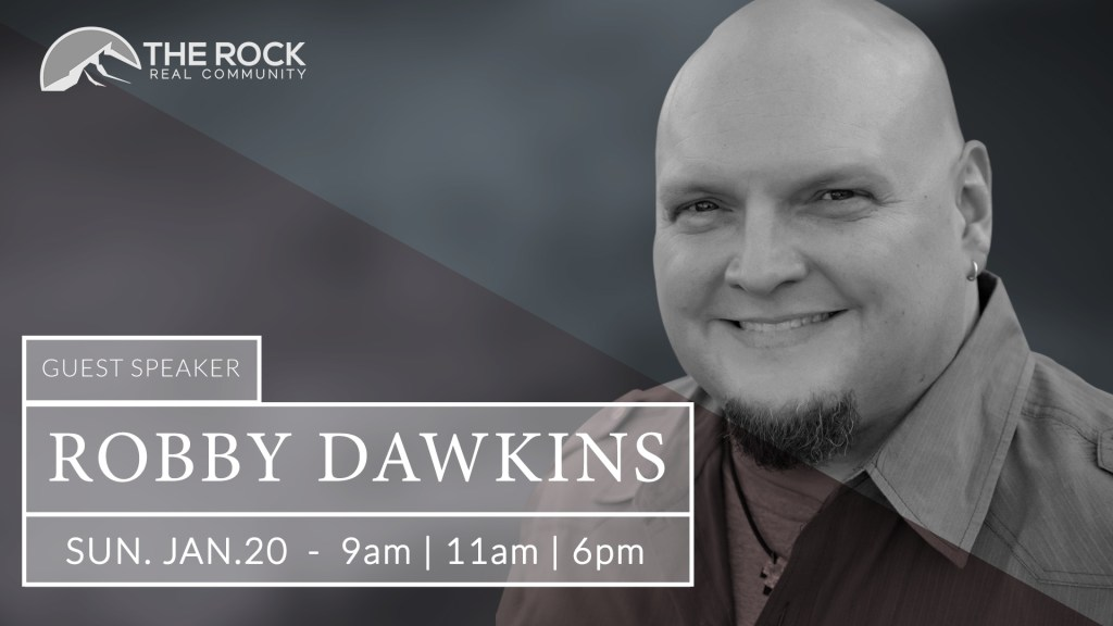 Special Guest Robby Dawkins on 1/20