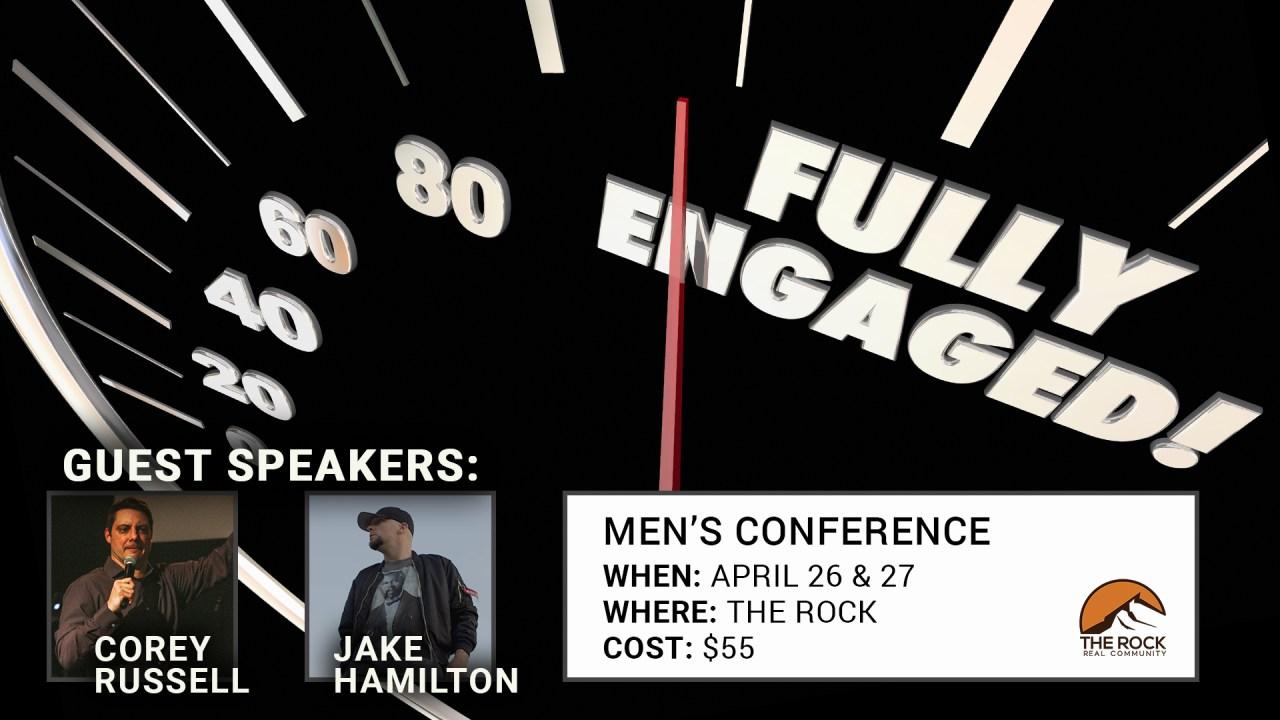 Men's Conference - April 26 & 27, 2019