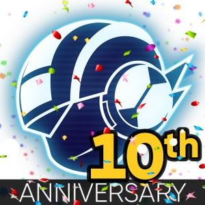 TREZ 10th Anniversary