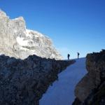 Hiking the ridges