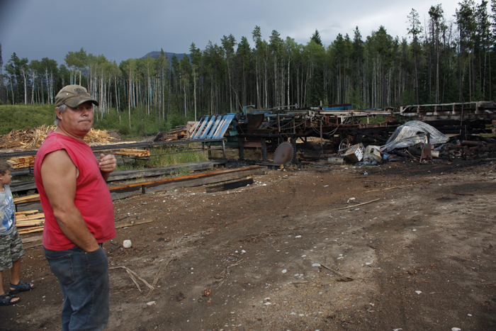 Mill Fire deemed suspicious:  most recent in slew of fires on property