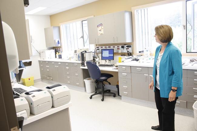 Valemount Clinic renovations